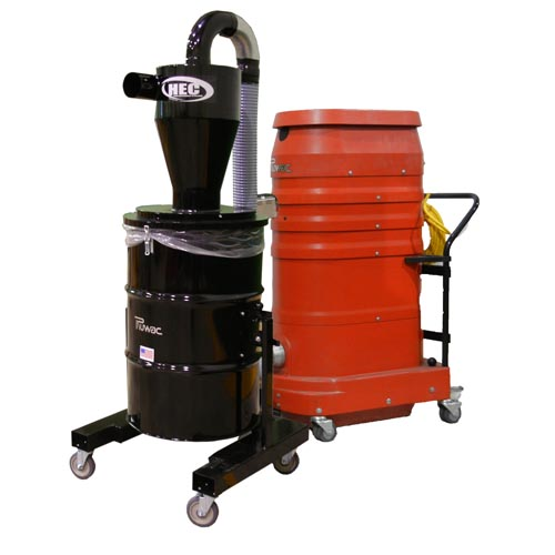 Attic Vac Vermiculite Removal Latta Equipment