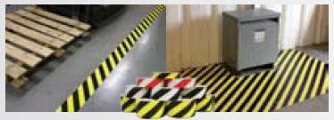 Durastripe Hazard Striping Lean Latta Equipment