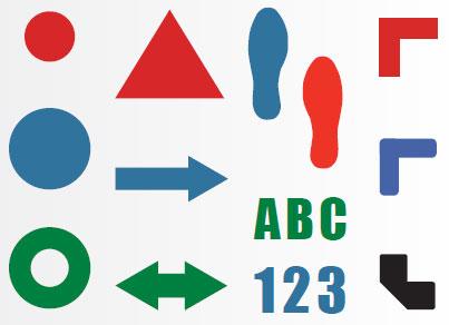 durastripe-shapes