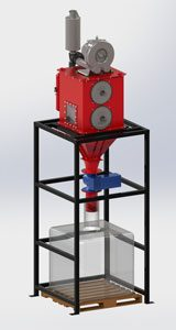 Central Systems For Combustible Dust Using Stationary Vacuums