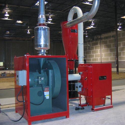 Custom Central Systems Latta Equipment