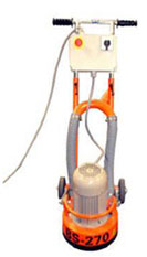 Direct Drive Surface Prep Equipment