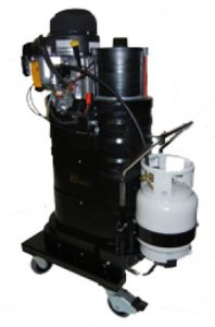 Alternative Power Vacuum Cleaner Systems